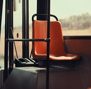 Салон автобуса, иллюстративное фото