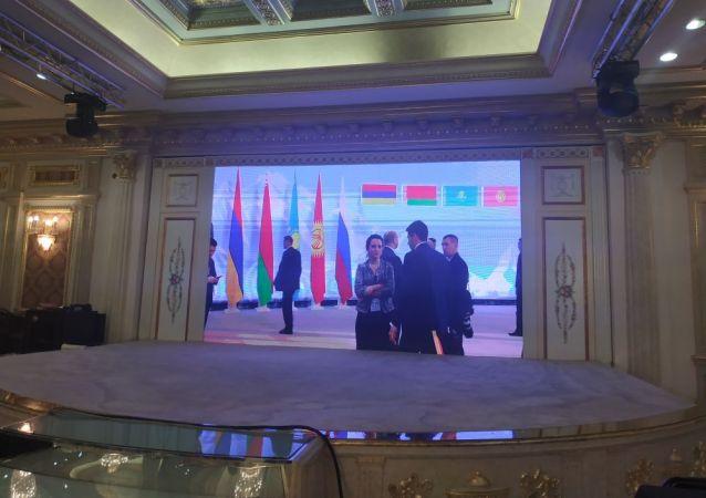 Заседание Евразийского межправсовета в расширенном составе началось в Алматы