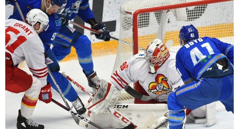 КХЛ 2018/2019: БАРЫС - ЙОКЕРИТ 02.02.2019