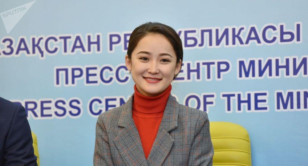 Пресс-конференция в Министерстве культуры и спорта РК