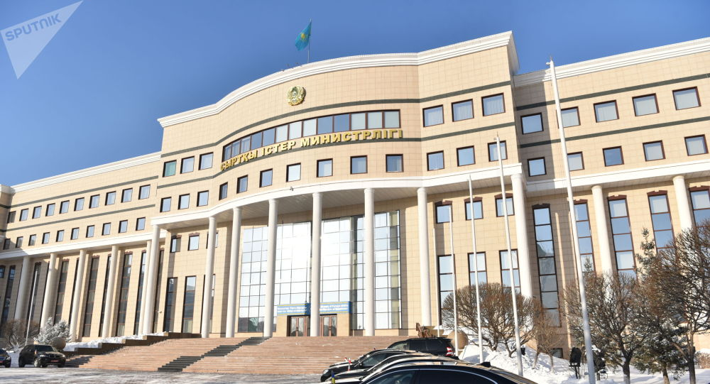 Қазақстанның сыртқы істер министрлігі мәлімдеме жариялады