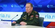 ҰҚШҰ штабының басшысы Анатолий Сидоров