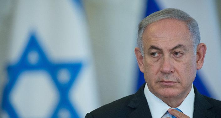 Израиль премьер-министрі  Биньямин Нетаньяху