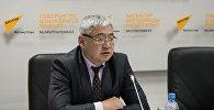 Директор Республиканского координационного центра по проблемам инсульта Ержан Адильбеков