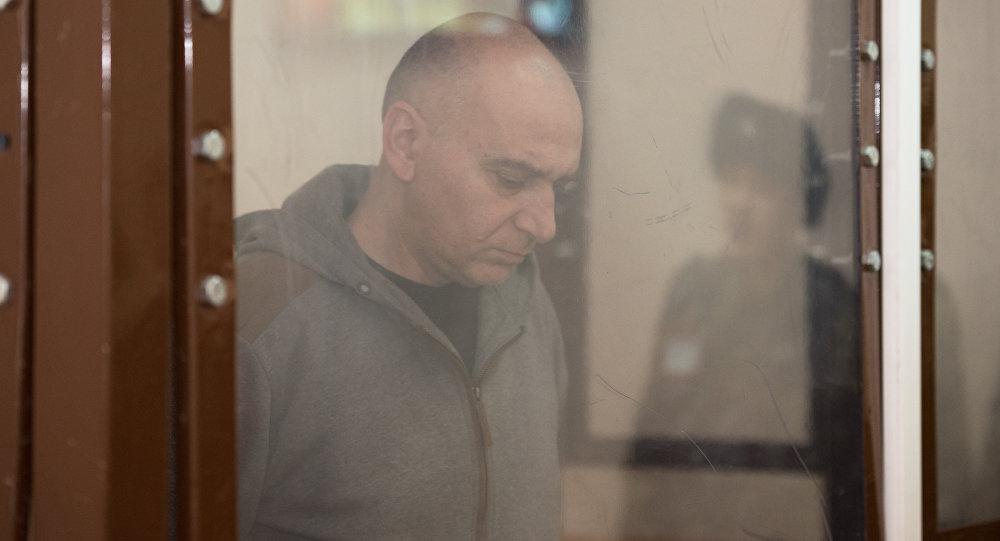 Лери Сванидзе в суде