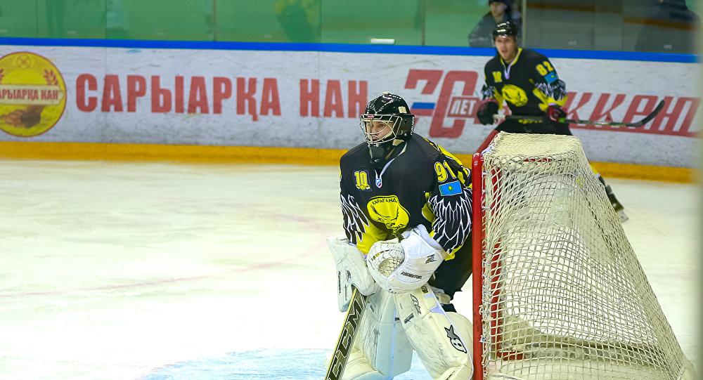 Хоккейный клуб «Сарыарка»