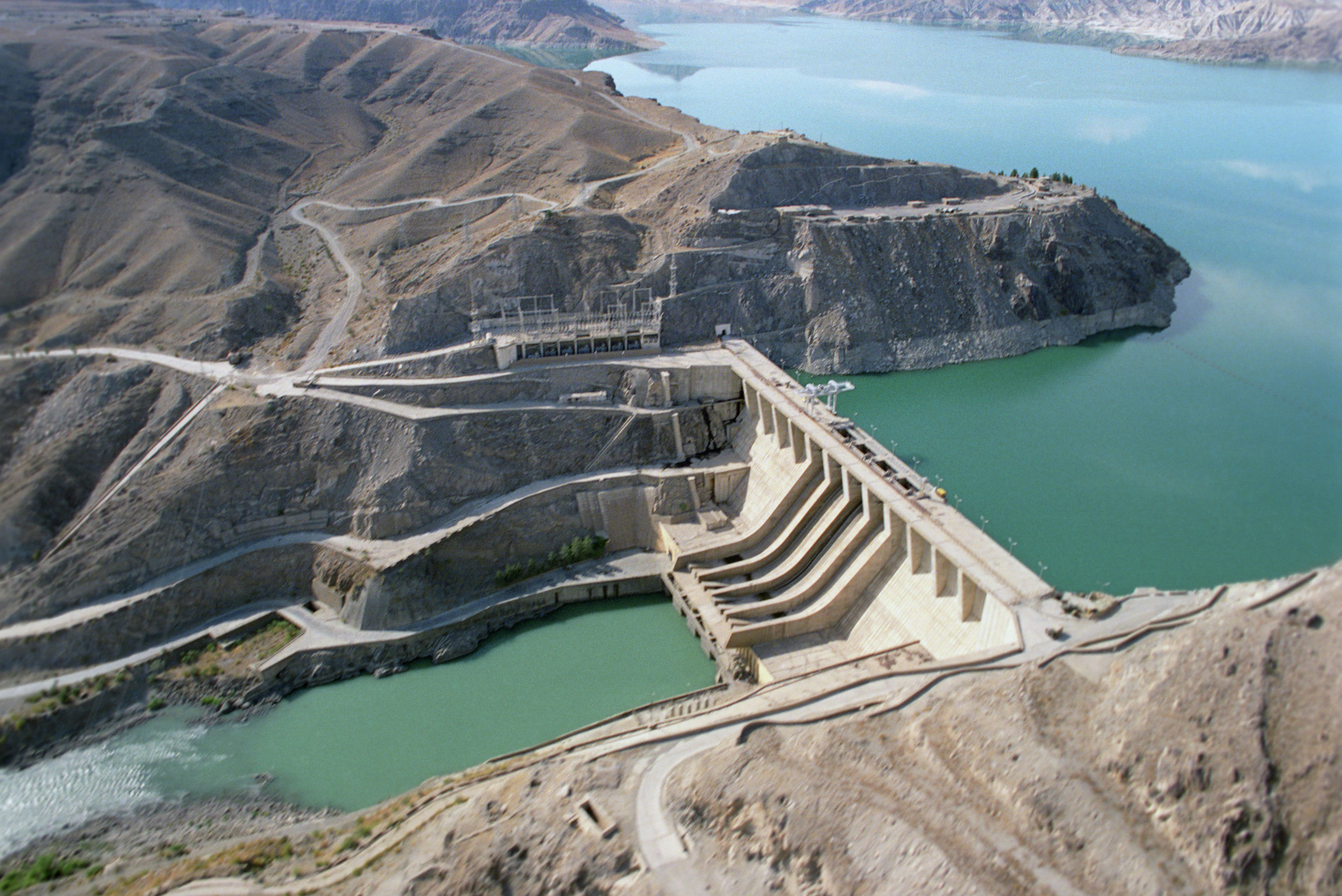 Плотина и ГЭС Наглу, построенные при техническом содействии СССР В. Киселев Sputnik