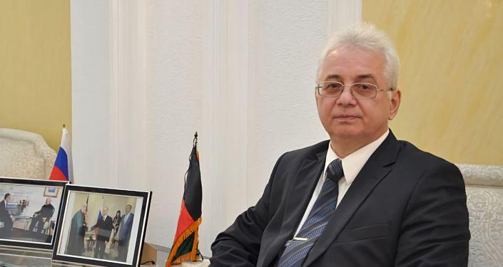 Александр Мантыцкий