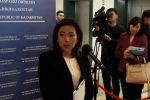 Министр труда и соцзащиты Мадина Абылкасымова рассказала о действиях ведомства после гибели пяти девочек в пожаре в Астане