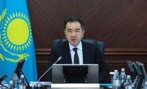 Премьер-министр Казахстана Бакытжан Сагинтаев