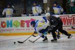 Первые зимние международные спортивные игры Дети Азии. Хоккей. Сборная Казахстана
