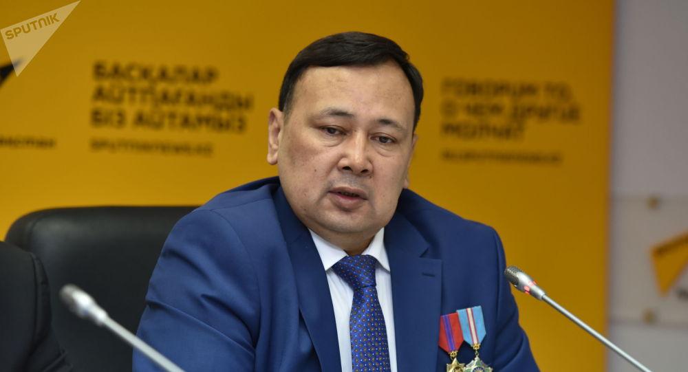 Жангельды Махашов
