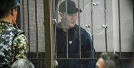 Руслан Кулекбаева в зале суда