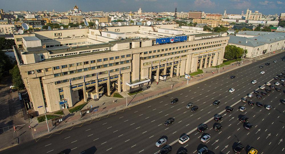 В столице заминировали кабинет пропагандиста Киселева