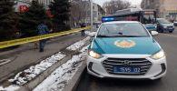 Отделение Каспи Банка заминировали в Алматы