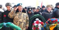 Память погибших афганцев почтили в Астане - видео