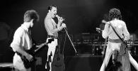 Концерт группы Queen, архивное фото