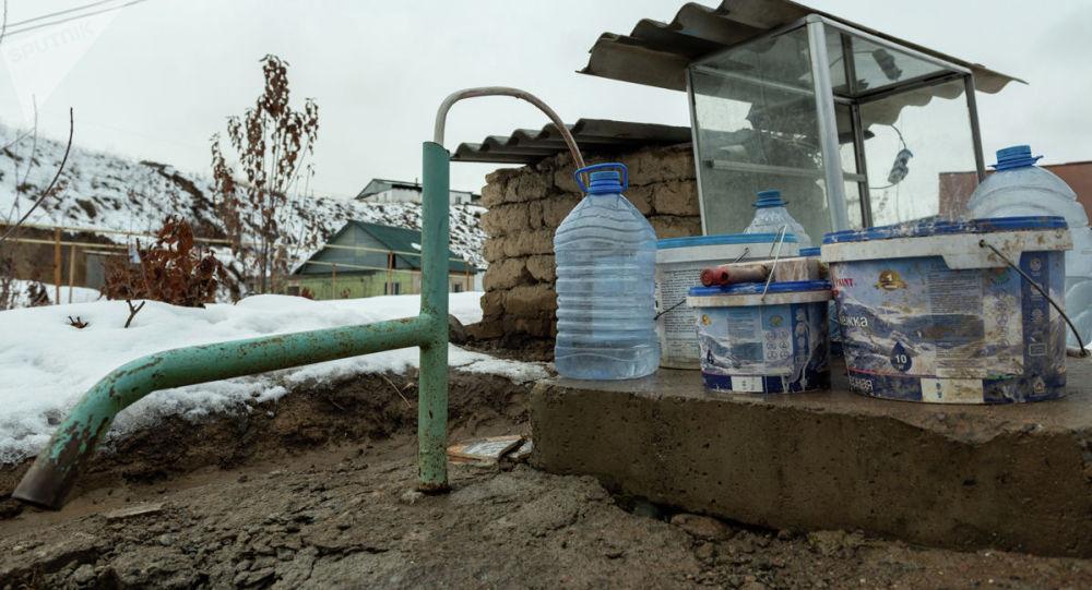 В районе острая проблема с питьевой водой