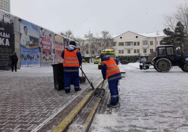 Астана готовится к отчетной встрече с акимом
