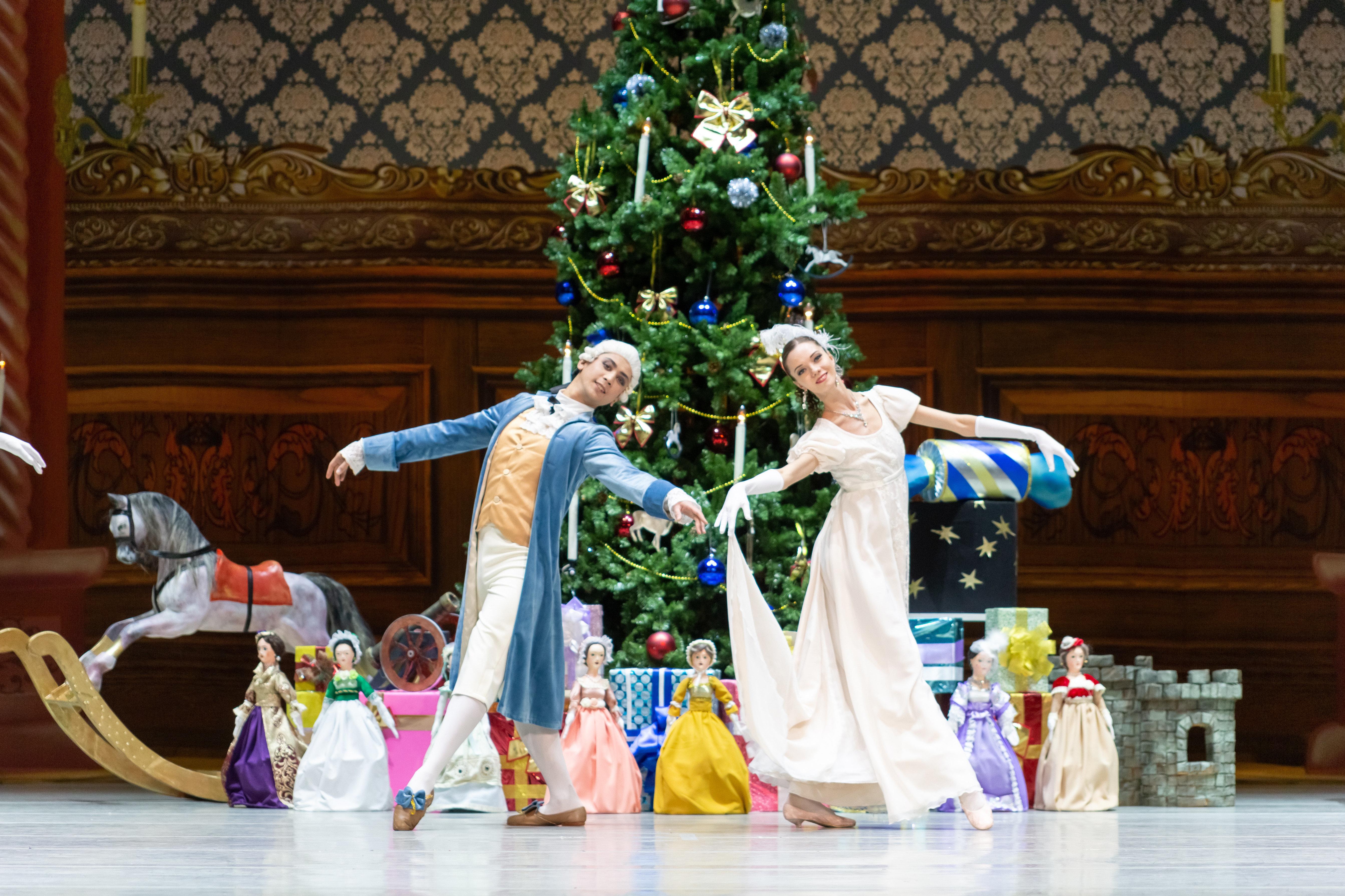 Астана балет театрындағы Шерткіш спектаклі
