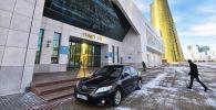 Здание правительства Казахстана в Нур-Султане