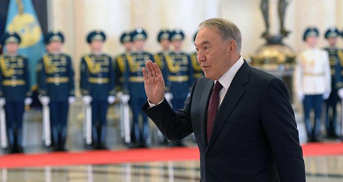 РФ президенті В. Путиннің Қазақстанға іссапармен келуі