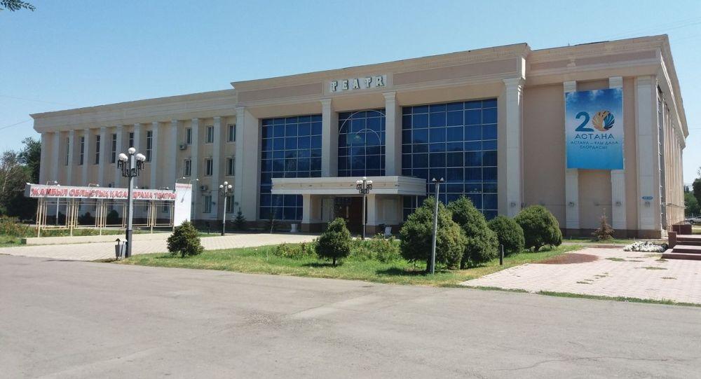 Жамбыл облыстық қазақ драма театры