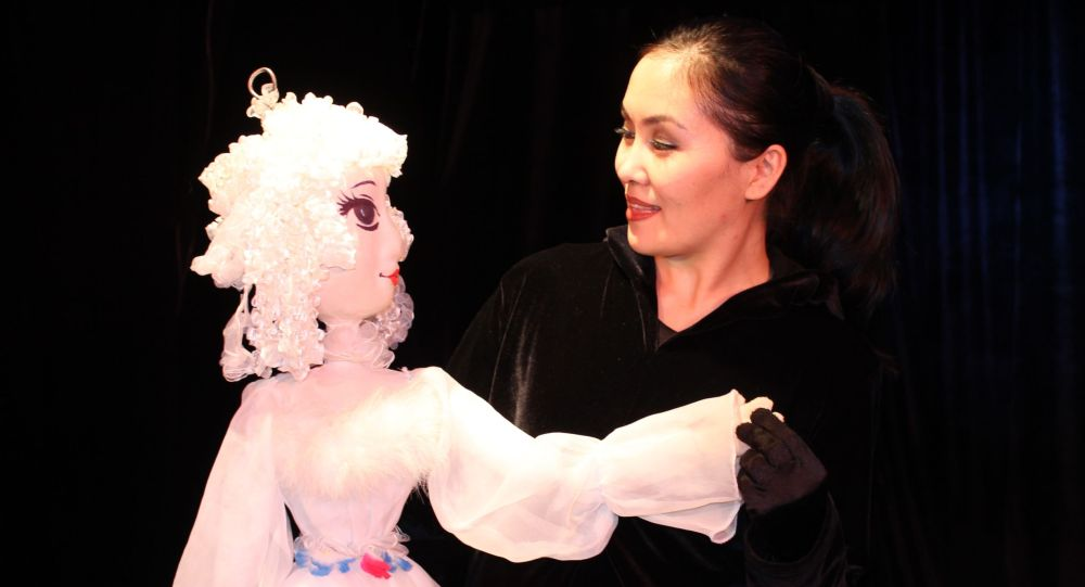 Театр кукол Астаны