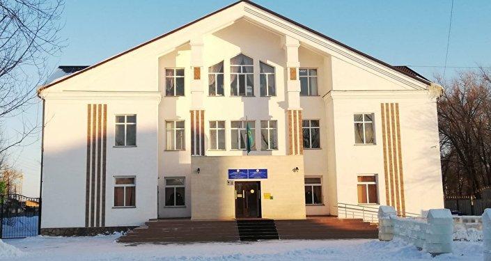 Наз мемлекеттік би театрының ғимараты