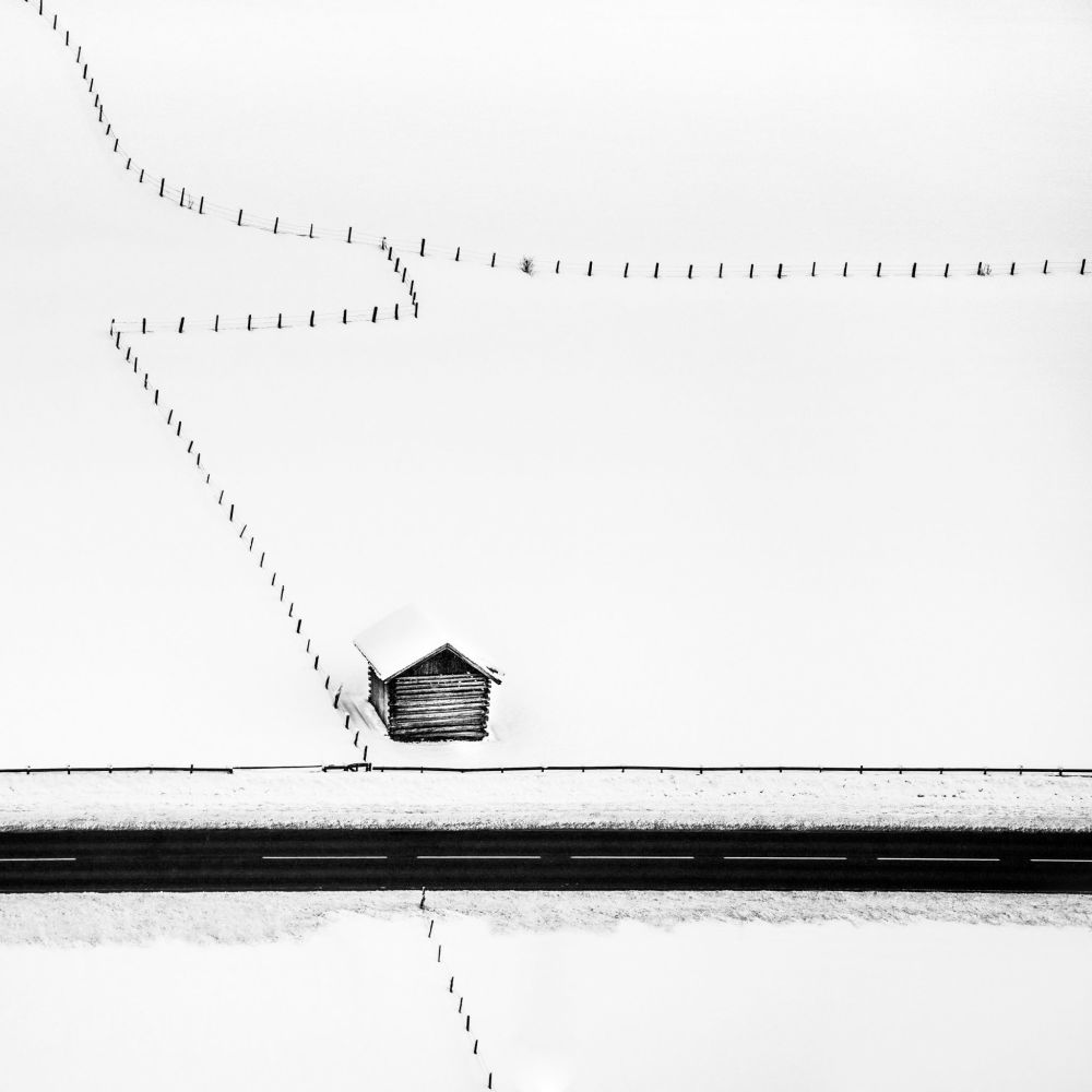 Снимок Isolated фотографа Peter Svoboda, занявший 3е место конкурса The International Landscape Photographer of the Year 2018