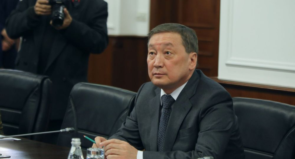 Ауыл шаруашылығы министрі Сапархан Омаров
