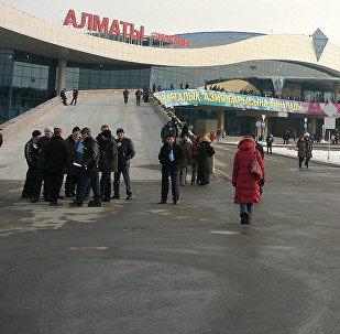 Алматы әуежайы