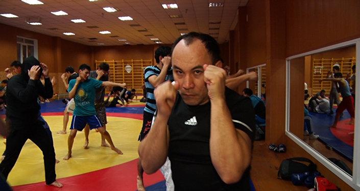 Обжигая сердца болельщиков: бойцы ММА готовятся к Кубку Казахстана
