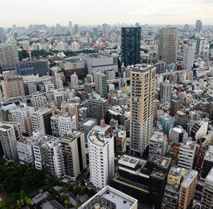 Архивное фото Токио
