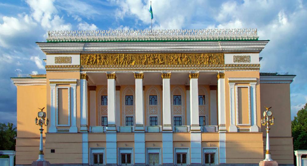 Абай атындағы қазақ мемлекеттік академиялық опера және балет театры