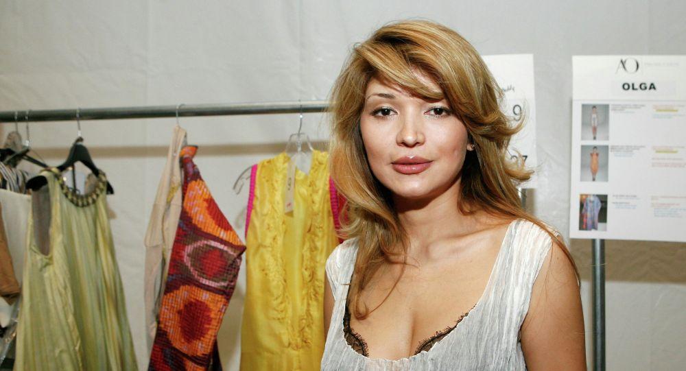 Гульнара Каримова, архивное фото