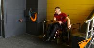 Как работает первая мойка для инвалидных колясок в Казахстане