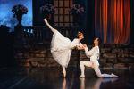 Балет Бахчисарайский фонтан в постановке Казахского академического театра оперы и балета имени Абая