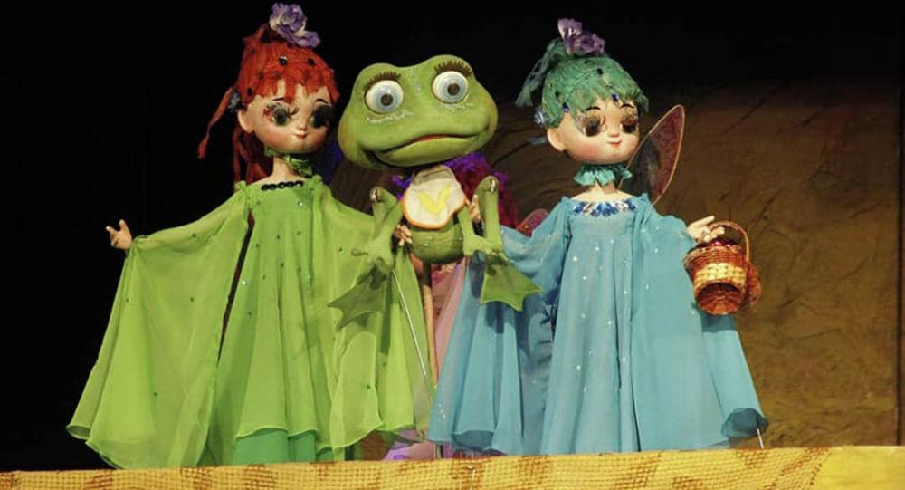 Государственный театр кукол города Алматы