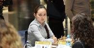 Казахстанская шахматистка Жансая Абдумалик
