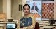 Казахстанская шахматистка Динара Садуакасова