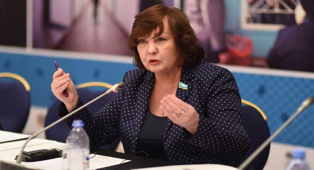 Депутат мажилиса Светлана Бычкова