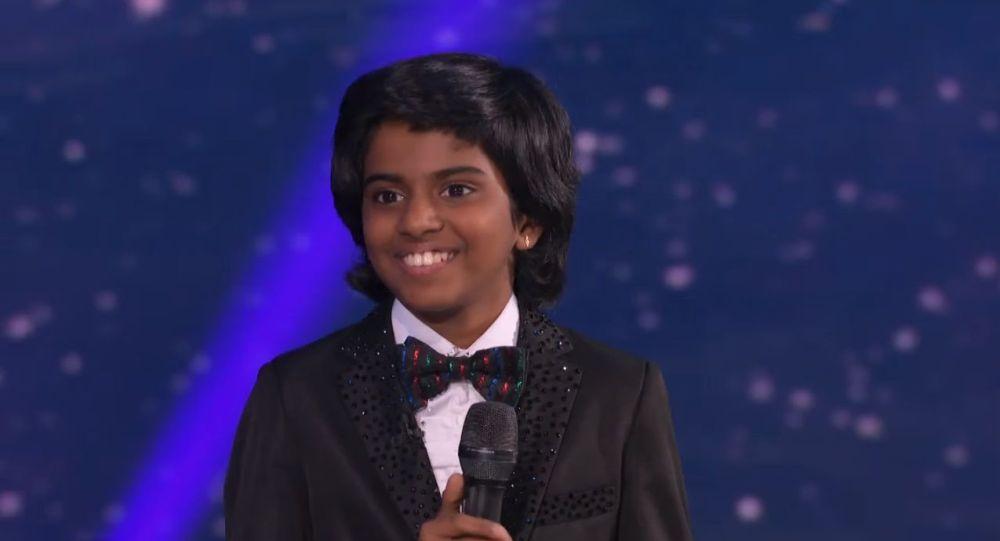 Победитель шоу The World's Best Лидиан Надхасварам