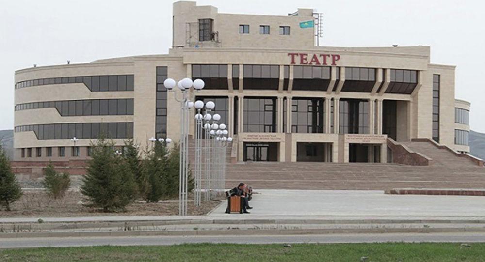 Восточно-Казахстанский областной театр