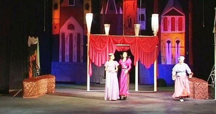 Молодежный театр Дариға-ай