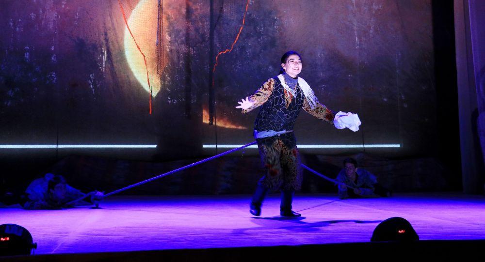 Кызылординский областной казахский музыкальный драматический театр имени Нартая Бекежанова