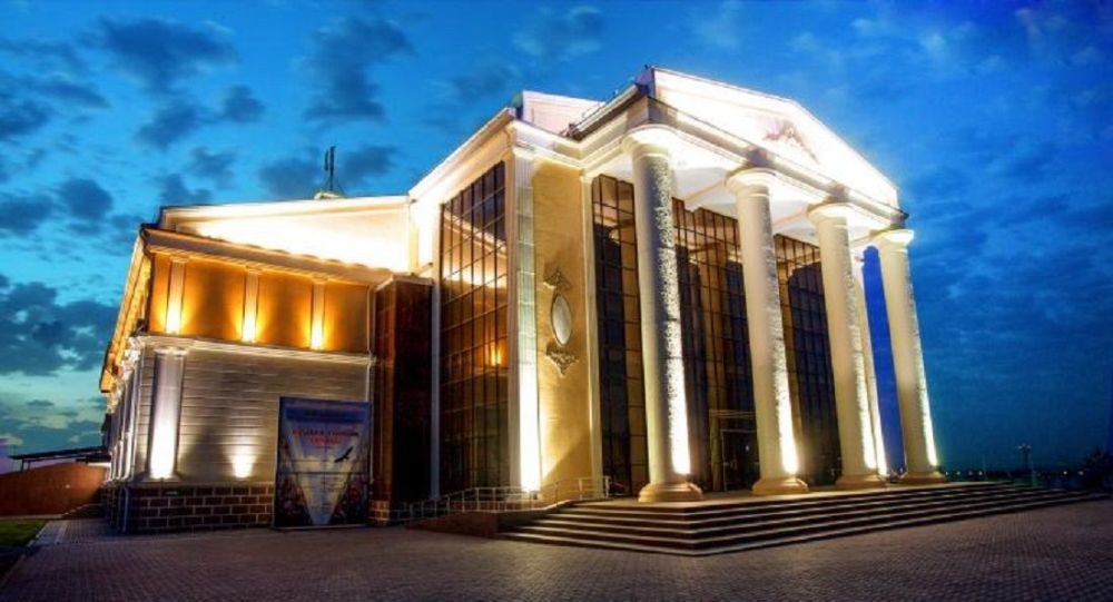 Жұмат Шанин атындағы театрдың ғимараты