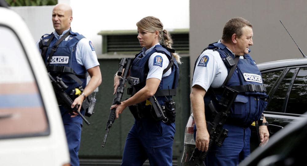 Жаңа Зеландиядағы теракт