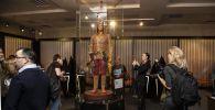 Выставка Золото Великой степи