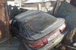 Автомобиль врезался в остановку